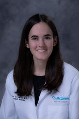 Dr. Grace Escamilla, primary care physician at McLaren Medical Group.