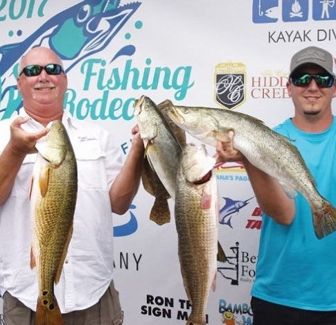 Navarre Fishing Rodeo is last chance for local anglers to compete in 2018