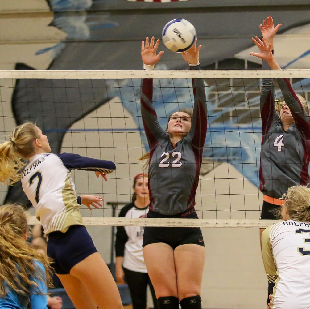 Tate volleyball downs Gulf Breeze to clinch first playoff appearance since 2015