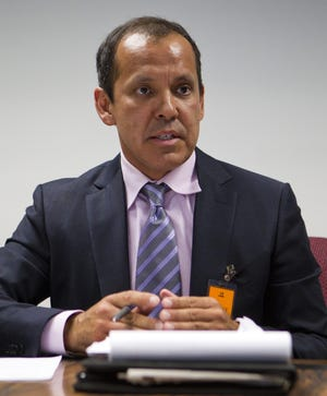 Democratic state Sen. Robert Meza said he did not know about the contribution Pinnacle West Capital Corp. gave to the Friends of Robert Meza PAC in July. It would have been illegal for the candidate to coordinate with the committee
