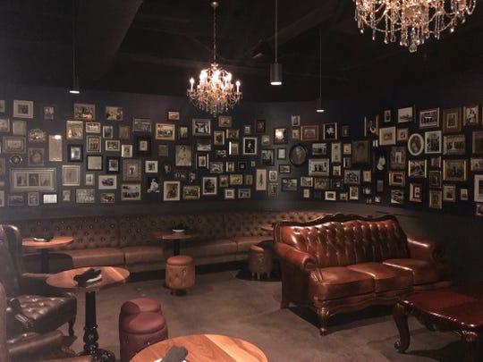 The White Rabbit is a speakeasy-inspired bar in Gilbert.