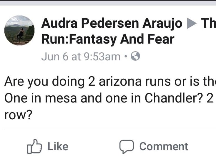 "Audra Araujo and four friends recently purchased $20 tickets to the ""Dragon, Zombies, Skull Run,"" which turned out to be a scam. They couldn't get answers when they asked for details."
