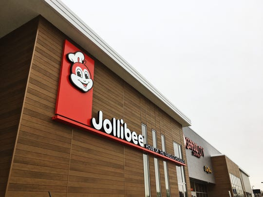 Currently, the fast-food chain operates more than 1,200 Jollibee outlets  in Southeast Asia, the Middle East, Hong Kong, North America and Italy.