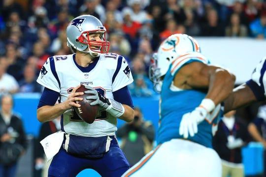 Delfines y Patriotas chocan en la Semana 4 de la NFL.