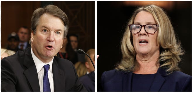 Kavanaugh vs. Ford
