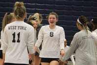 Spotlight on West York's Julia Rill returning to court after injury