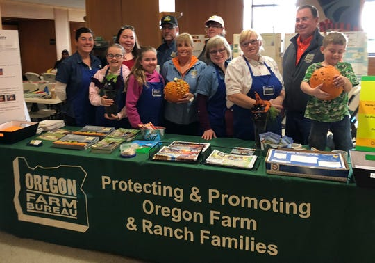 Oregon's Bounty will happen this year on October 6th at the Oregon State Capitol.