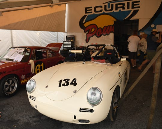 The Sports Car Club of America (SCCA) style racing cars from the 1960s are what Milwaukee, Wis.-based Ecurie Racing specializes in. The company spent four days driving a handful of historic cars from their shop to WeatherTech Raceway Laguna Seca.
