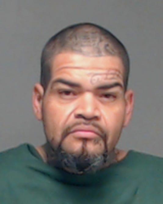 Arrest photo of Henry Perez