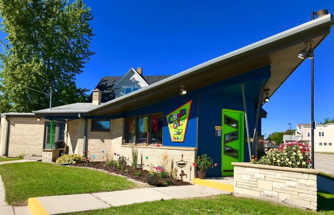 Corner Cuts Kids Salon opened with the mission of creating a comfortable environment for kids and parents to get hair cuts in Sheboygan. It is located on Calumet Drive in Sheboygan. It is owned by two parents who saw it as something lacking in the city.