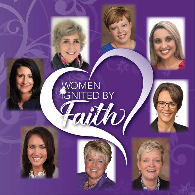 Women Ignited By Faith flyer
