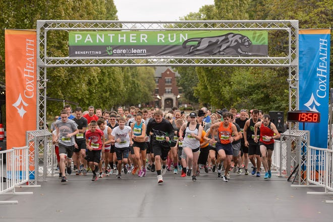 The Panther Run to benefit Care to Learn is Oct. 6 on the Drury campus.