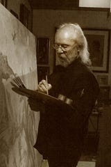 """Charles Kapsner's """"Salon"""" will run from 6-9 p.m. Oct. 12 at Great River Arts Center in Little Falls."""