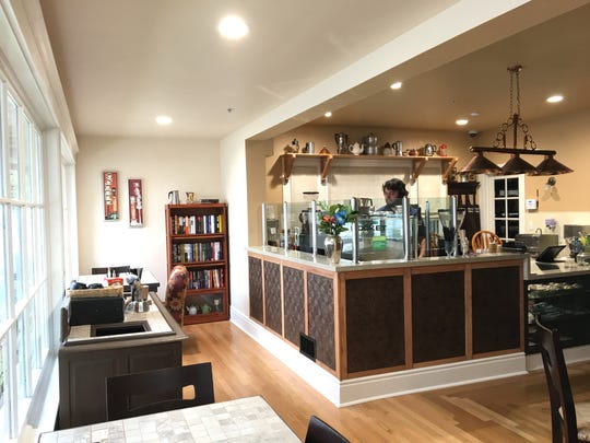 Heritage Coffee is located on the ground floor of the historic Petre Ranch House in Oxnard's Heritage Square. The business' co-owner, Dr. Theresa Enriquez, is a physician with offices upstairs.