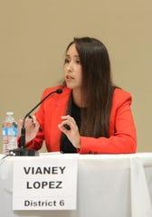 Oxnard City Council District 6 candidate Vianey Lopez
