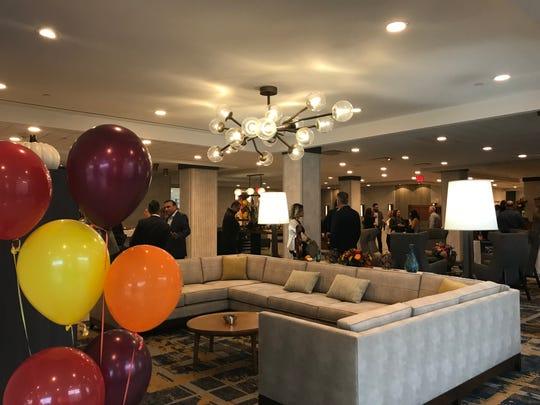 Hilton Garden Inn in Dobbs Ferry celebrated its grand opening on Thursday, Sept. 27, 2018.