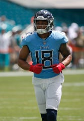 Tennessee Titans wide receiver Rishard Matthews, the team's leading receiver the last two seasos, asked for and was granted his release this week.