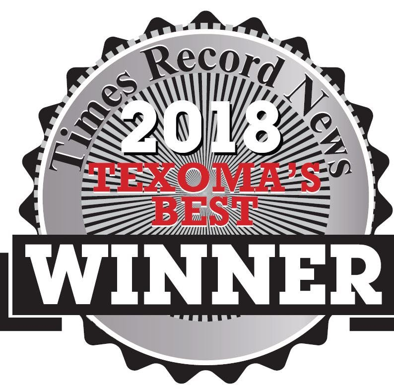 Texoma's Best 2018 Winners