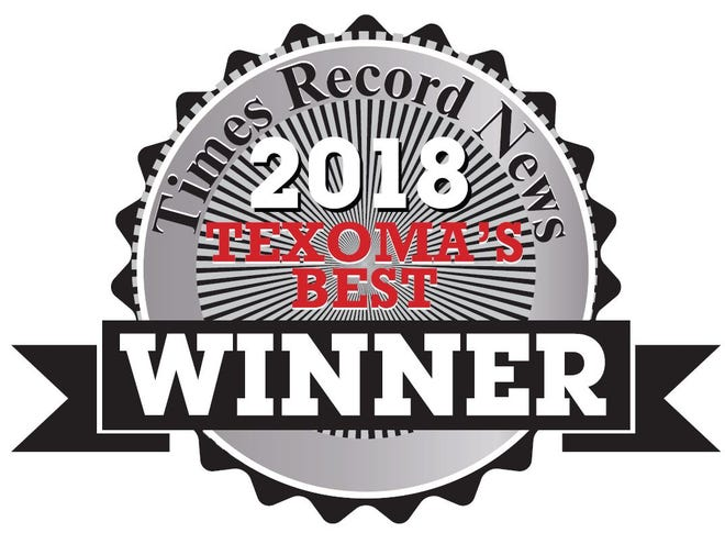 Texoma's Best 2018
