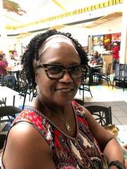 Fran Scott, a Houston retiree, says Christine Blasey Ford's testimony highlights gender inequality.