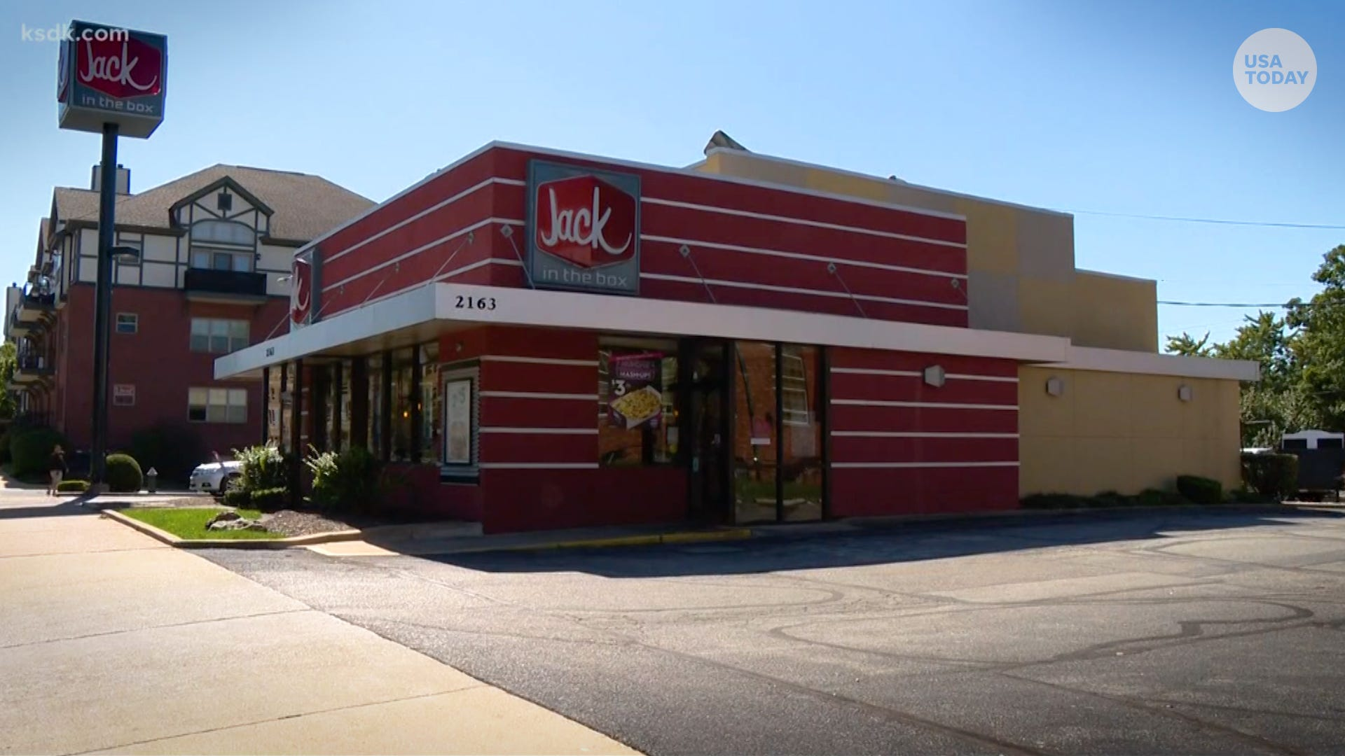 Freak accident leads to Jack in the Box drive-thru death