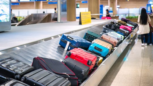 Carry-on bag ignites at West Virginia airport checkpoint