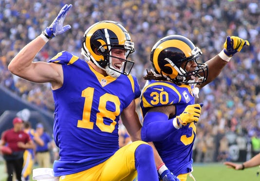 Image result for los angeles rams super bowl