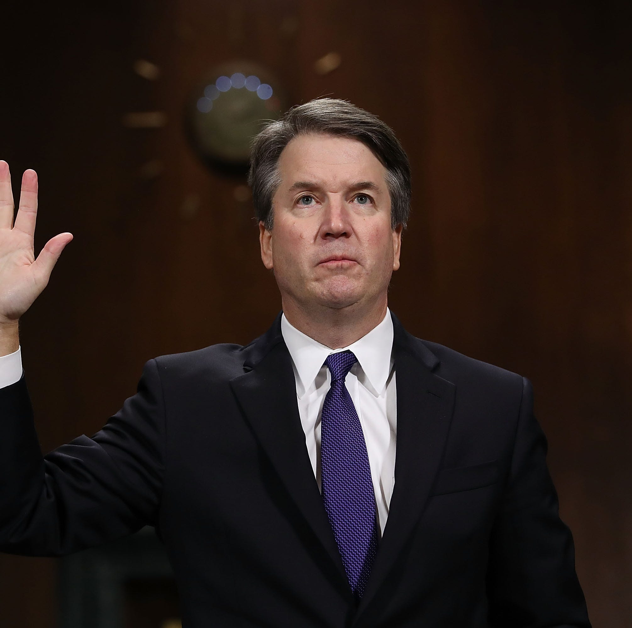 Kavanaugh: Presumption of innocence important even in court of public opinion | Casey Hoff