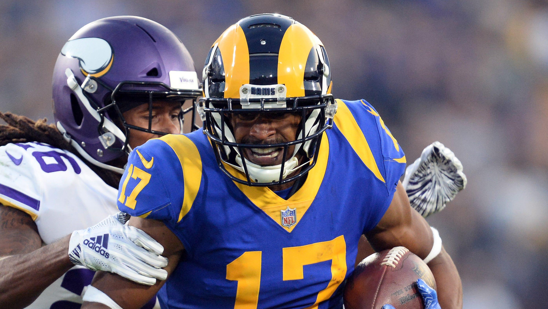 Rams WR Robert Woods home robbed during Thursdays game vs. Vikings