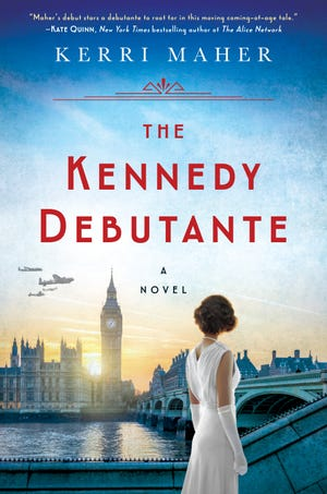 """The Kennedy Debutante"" by Kerri Maher"