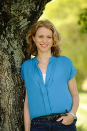 Author Kerri Maher.