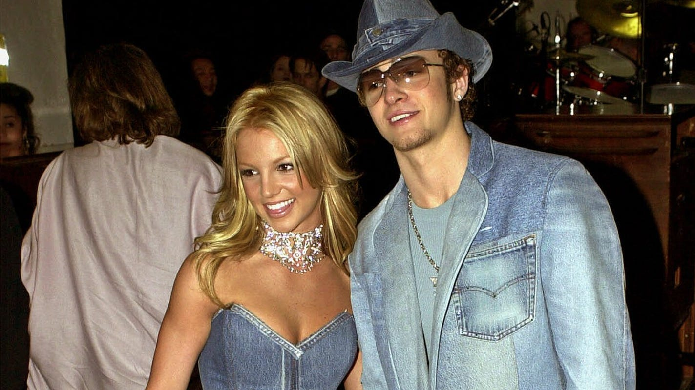Justin Timberlake says Britney Spears' conservatorship 'is just not right,' more celebs react
