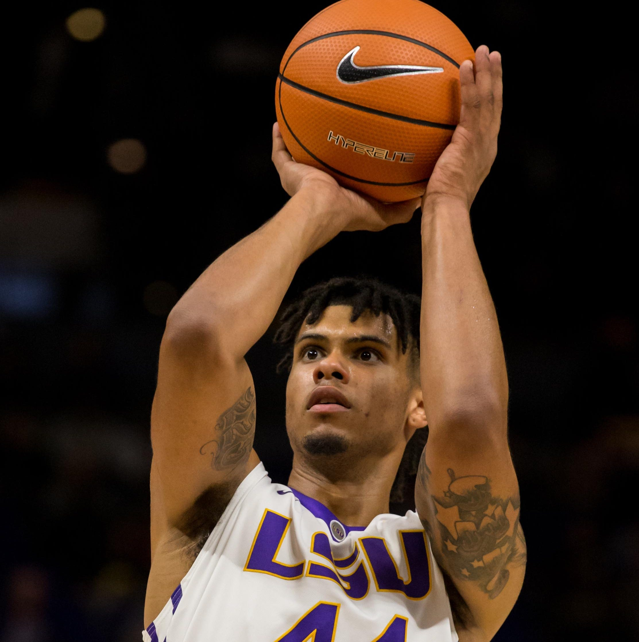 LSU basketball player Wayde Sims, 20, dies of gunshot wound