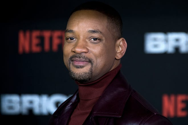 Will Smith putting Big Willie style all in it.