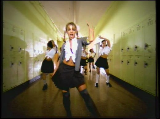 "Another sign we're all old: Britney Spears' breakthrough hit ""Baby One More Time"" turns 20 this week."