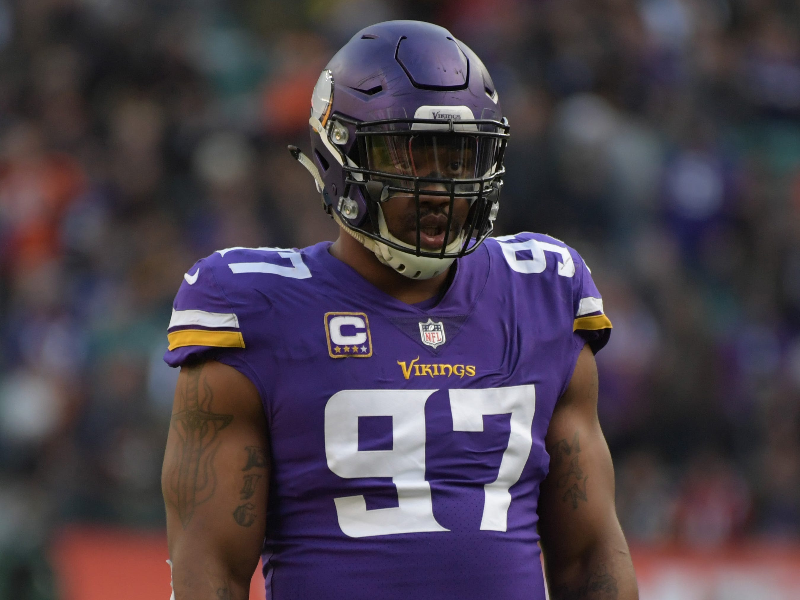 Vikings' Everson Griffen admits on Instagram that he's working through 'personal issues'