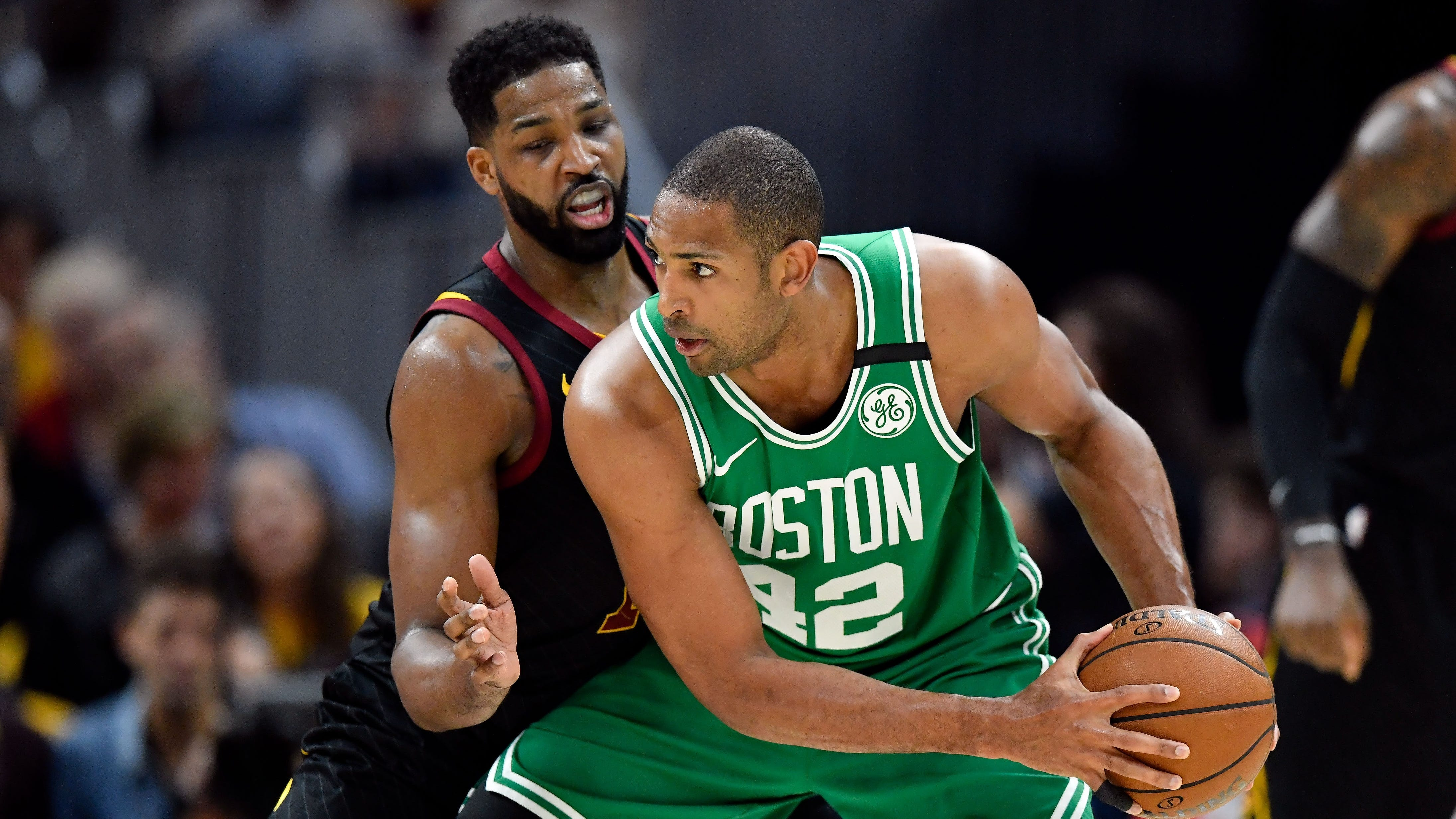 Tristan Thompson: Cavaliers still the team to beat in East without LeBron James