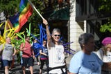 Festival-goers explain what pride means to them at Blue Ridge Pride Sept. 29, 2018 in Asheville.