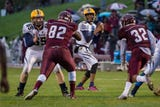 Kalamazoo Central vs. Battle Creek Central in the longest running rivalry in Michigan