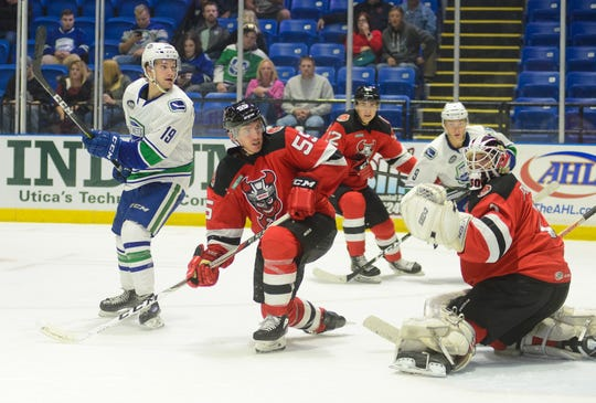 The Binghamton Devils, winners of their last seven games, were surging toward a playoff spot this season before the AHL season was suspended because of the coronavirus.
