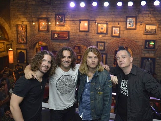 Alt-rockers Puddle of Mudd perform a sold-out show Oct. 11 at the Suquamish Clearwater Casino Resort.
