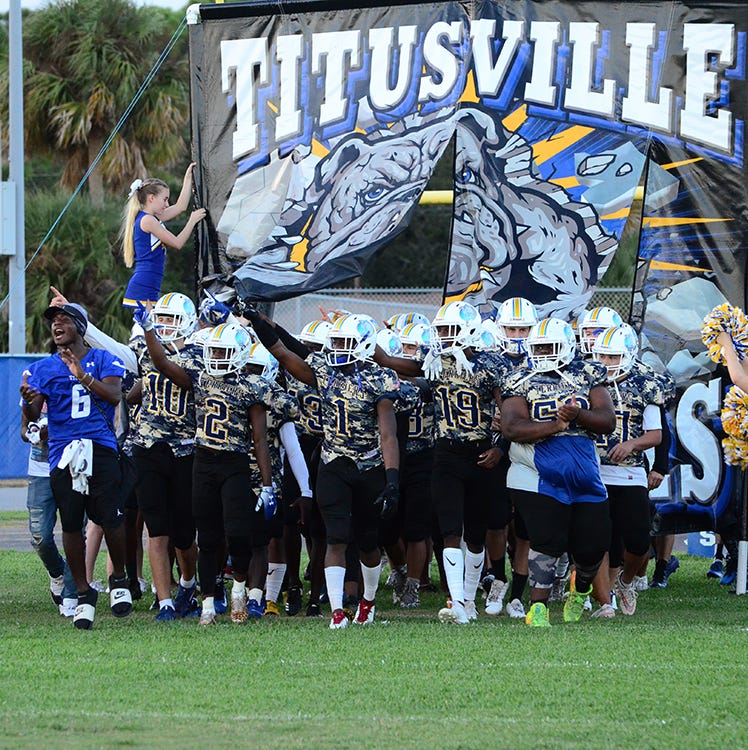 Kareem Jackson becomes new Titusville High head football coach
