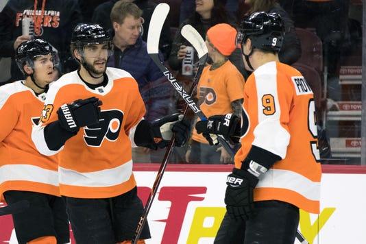 Nhl New Jersey Devils At Philadelphia Flyers