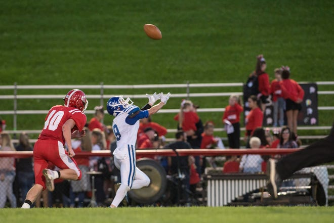 The Chillicothe Cavaliers take on Miami Trace at home on Friday.