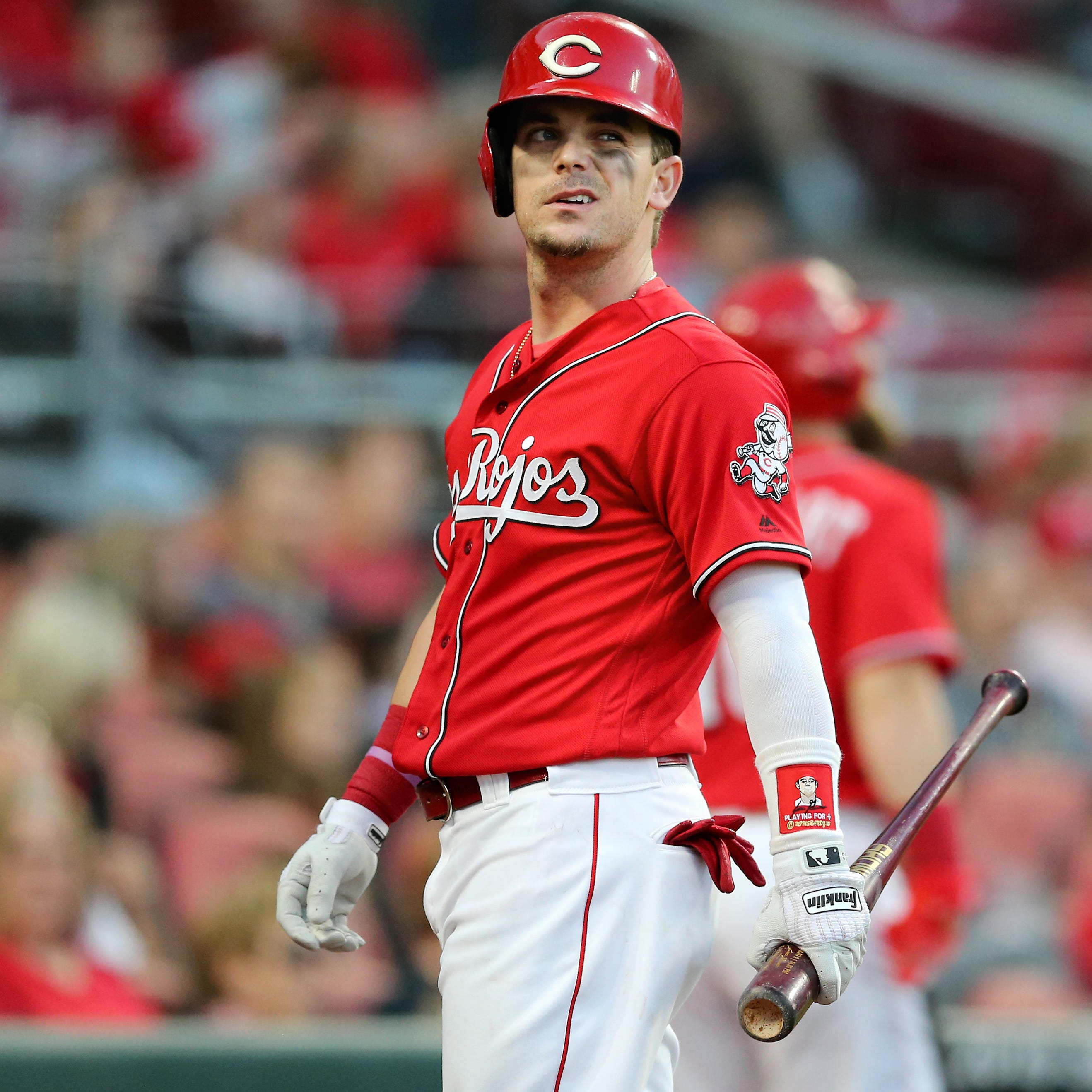 Cincinnati Reds reach 1-year deals with 7 players; may go to arbitration hearing with Wood