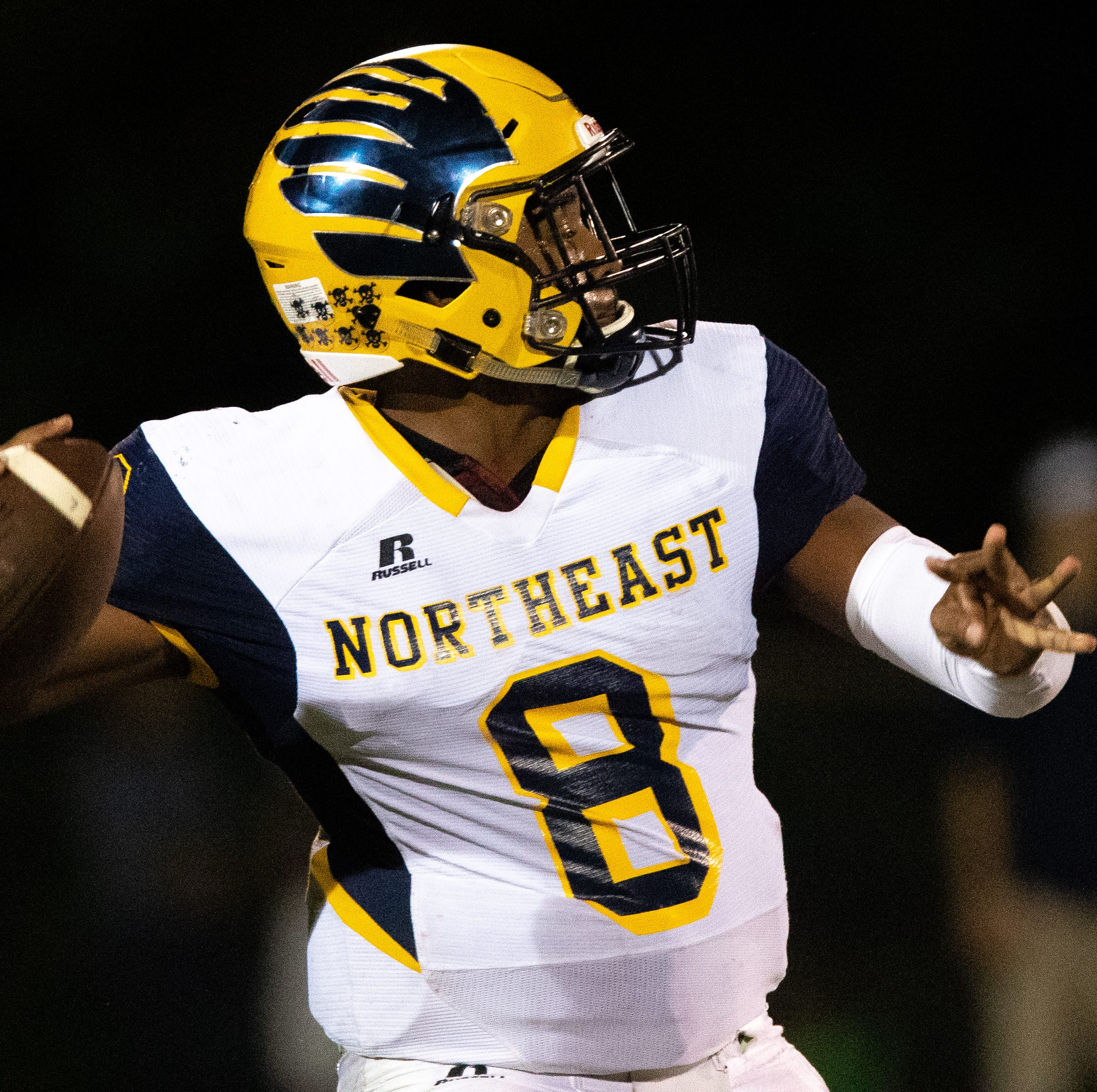 Northeast's Heath Williams commits to Tennessee State