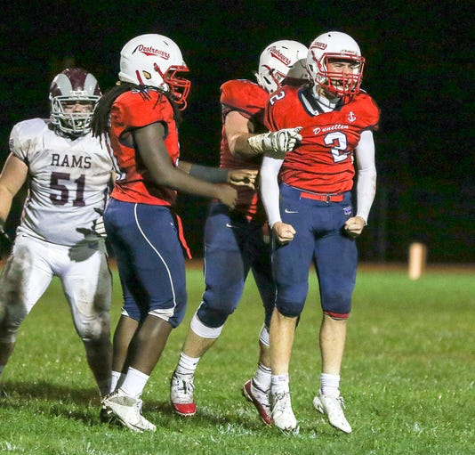 Dunellen South River football