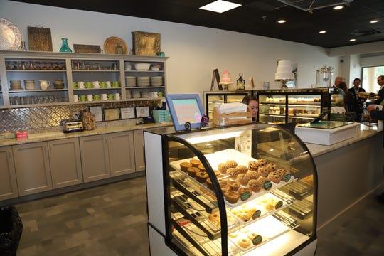 Greensleeves Bake Shop in Green Brook.