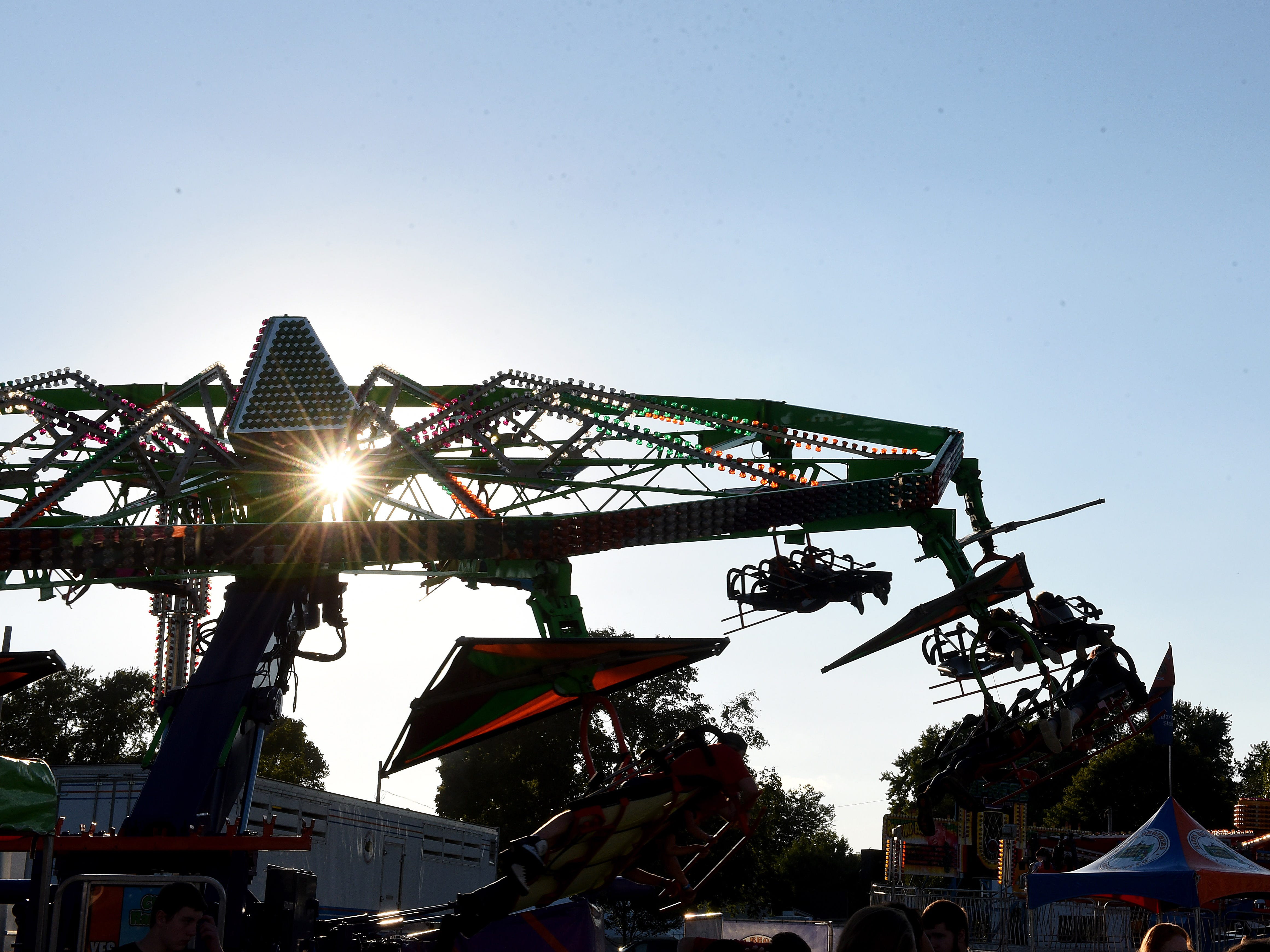 Friday at the Coshocton County Fair