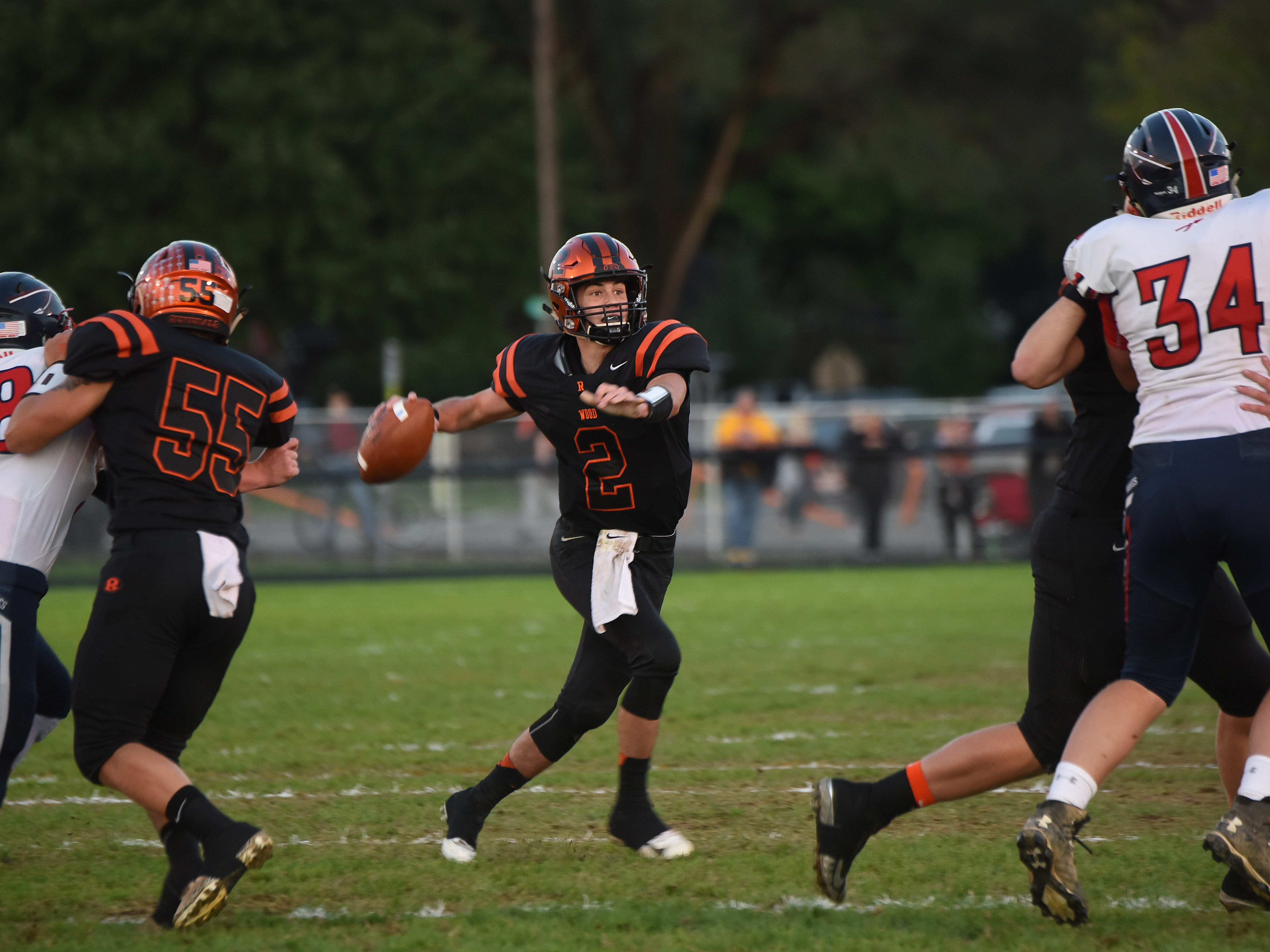 Ridgewood has plenty of contributors, highlighted by freshman quarterback Gabe Tingle.  He recently threw for more than 300 yards and three touchdowns against Indian Valley. He and his fellow Generals will battle Garaway this week.